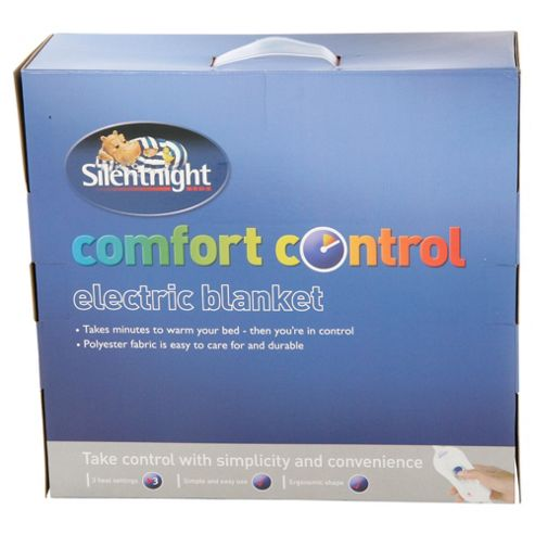 Silentnight electric heated underblanket, double