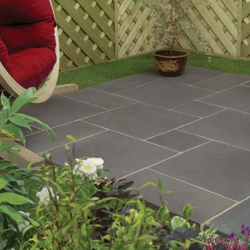 Oxford Cornish Slate 600x450 Paving