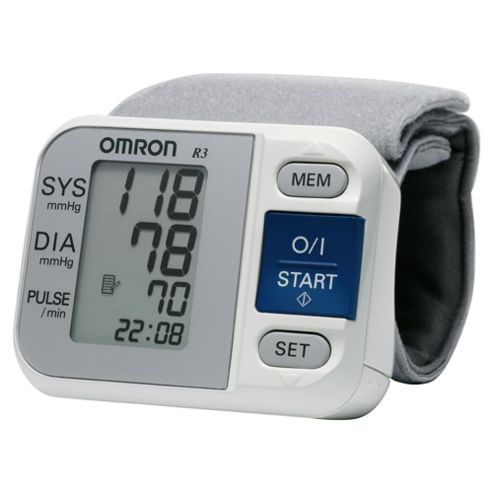 Omron R2 Digital Wrist Blood Pressure Monitor