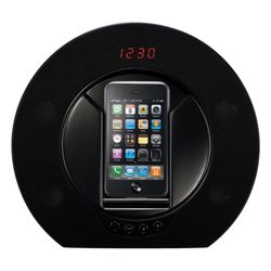 Technika SP429IP iPhone dock Black