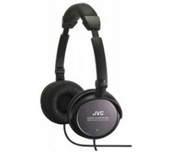 JVC HANC80 Noise Cancelling Headphones