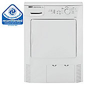 Beko DRCS68 Condenser Tumble Dryer, 6 kg Load, C Energy Rating. White