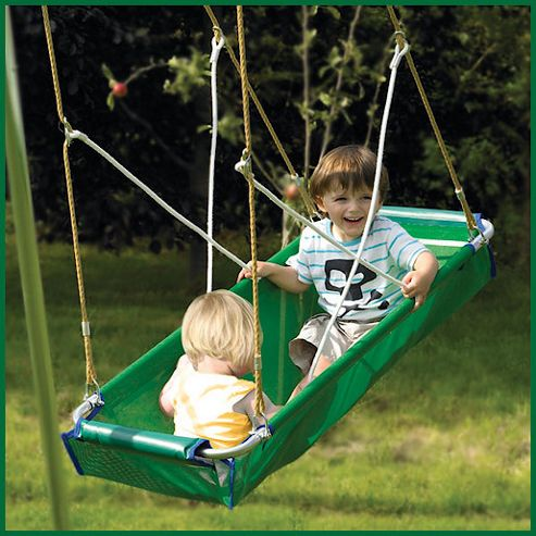 TP Kingswood Low Tower Wooden Climbing Frame Set