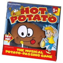 Hot Potato Musical Potato-Passing game