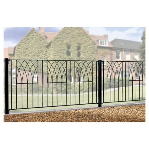 Burbage Abbey Fence Panel AB01