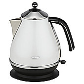 Delonghi KBO3001.W Icona Kettle - White