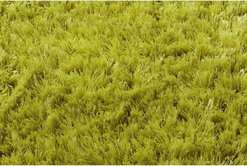 Linie Design Mantova Green Shag Rug - 300cm x 200cm