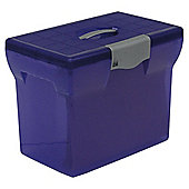 Pierre Henry Freestyle A4 Box File, Purple