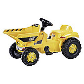 CAT Dumper Truck Pedal Ride-On