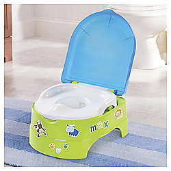 Summer Infant All in One Potty - Green