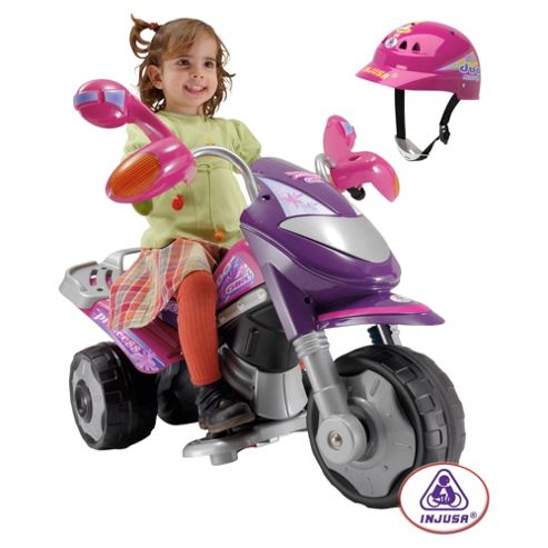 Injusa Bandido Phoenix Trike Battery Operated Ride-On