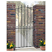 Burbage Manor Ball Tall Single Metal Gate MA36