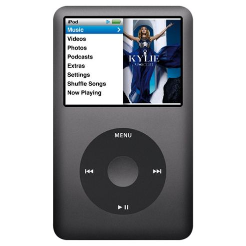 Apple 160GB classic iPod Black