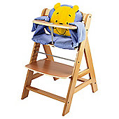 Hauck Alpha Wooden Highchair With Disney Pad, Pooh