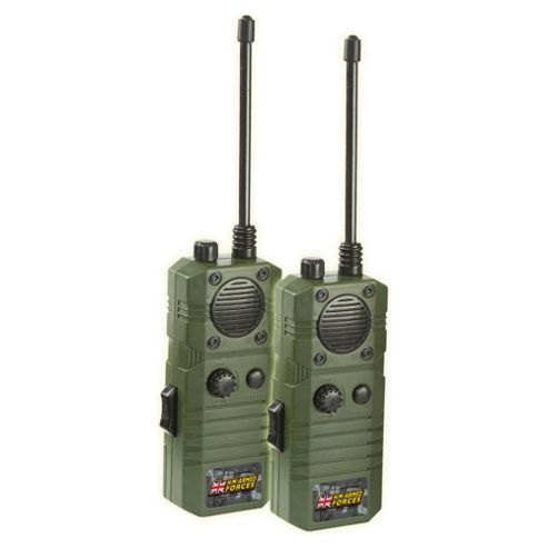 H.M Armed Forces Satelite Phone Walkie Talkies