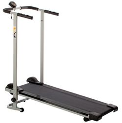 V-fit Manual Folding Treadmill