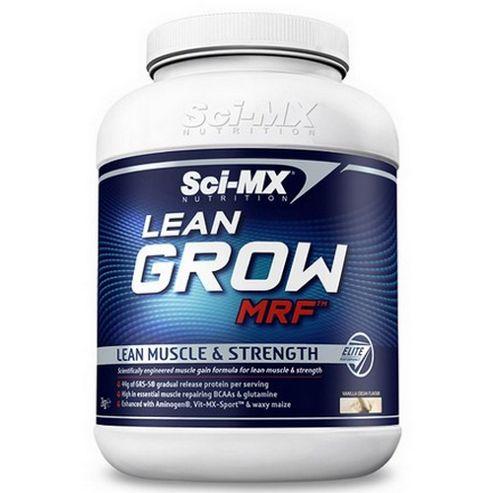 Sci-MX Lean Grow 2kg Vanilla