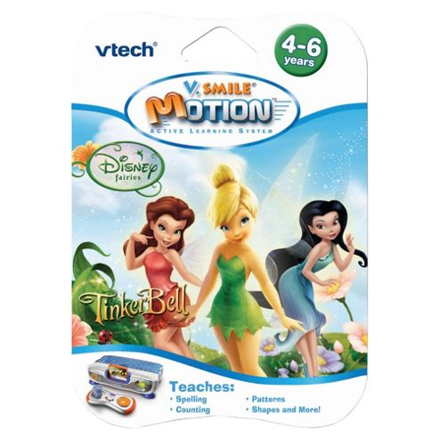 VTech V.Smile Disney Fairies - Tinker Bell Learning Game