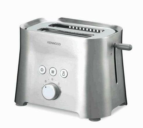 Kenwood TTM602 Elan 2 Slice Metal Toaster