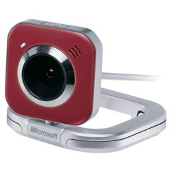 Microsoft VX-5500 1.3MP VGA Webcam with Microphone