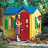 Little Tikes Primary Country Cottage Playhouse