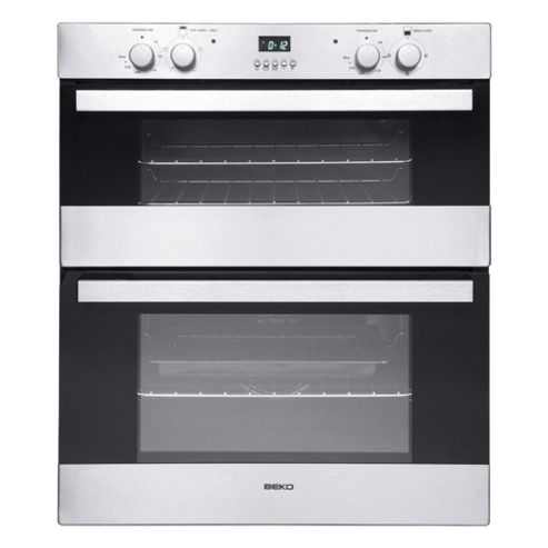 Beko OTF12300X Built In Stainless Steel Electric Cooker