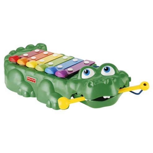 Fisher-Price Bright Beginnings Crocodile Keys