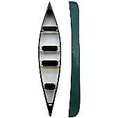 Riber 16 Open Canoe 4 Seat (Green)