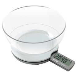 Salter Space Saving 5kg Liquid Measurement Scales