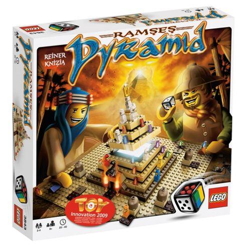 LEGO Games Ramses Pyramid 3843