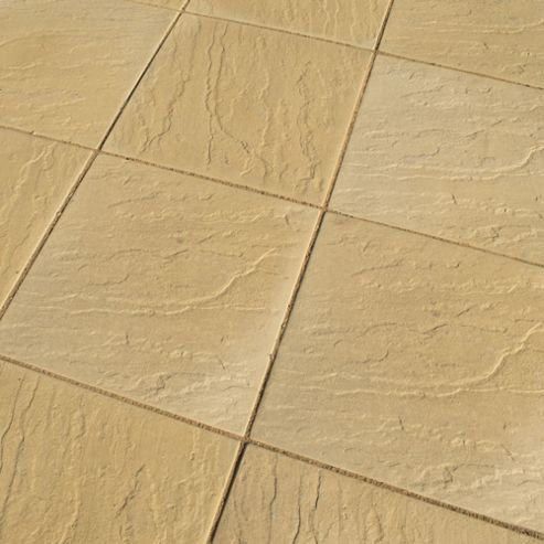 Oxford Mellow Buff 450x450 Paving