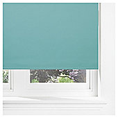 Thermal Blackout Blind, Teal 120Cm