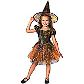 Child Halloween Witch Costume Toddler