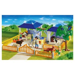 Playmobil Animal Nursery Kit