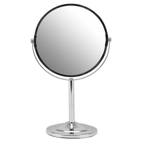 Buy Tesco Free Standing Round Bathroom Mirror From Our Bathroom Mirrors Range Tesco