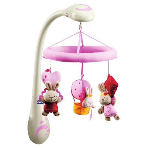 Chicco Dreamy Mamma Rabbits Mobile