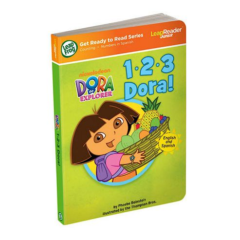 LeapFrog Tag Junior Dora The Explorer Software