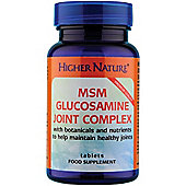 Msm Glucosamine Joint Complex