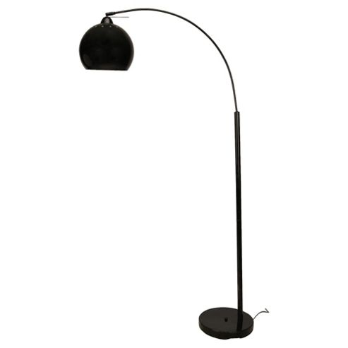 Tesco Lighting Arc Floor Lamp, Black