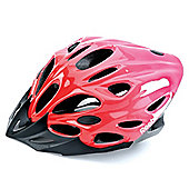 Reebok Adults Cycling Helmet Women's Pink