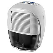 De'Longhi DEM10 Compact Dehumidifier, White