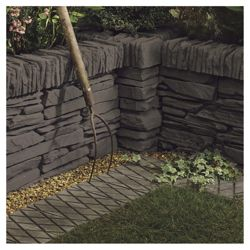 Cumbrian Walling Cornish Slate Edging 440x100x140mm 60pc