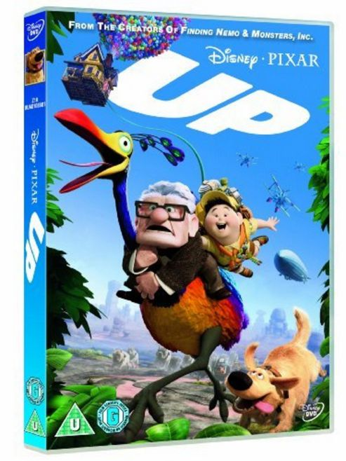 Up - Disney (DVD)