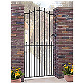 Burbage Manor Ball Tall Single Metal Gate Ma34