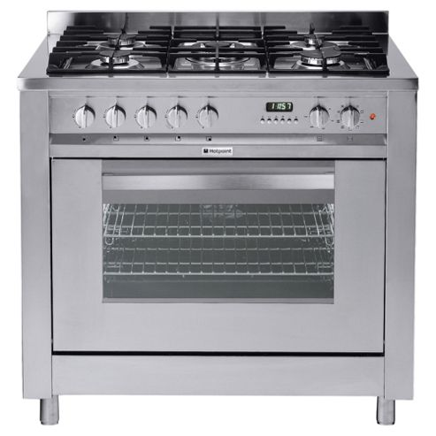 Hotpoint EG900X electric cooker