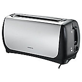 Kenwood  TT920 Stainless Steel with Black accents 4 Slice Toaster