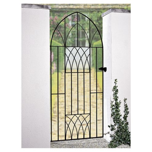 Burbage Abbey Bow Top Single Gate AB43