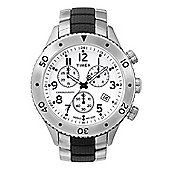 Timex Gents Chronograph Bracelet Watch T2M707