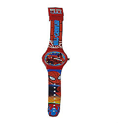 Spiderman ''Wall Crawler'' Wrist Watch