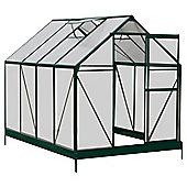 Mercia 6x8 Polycarbonate Greenhouse